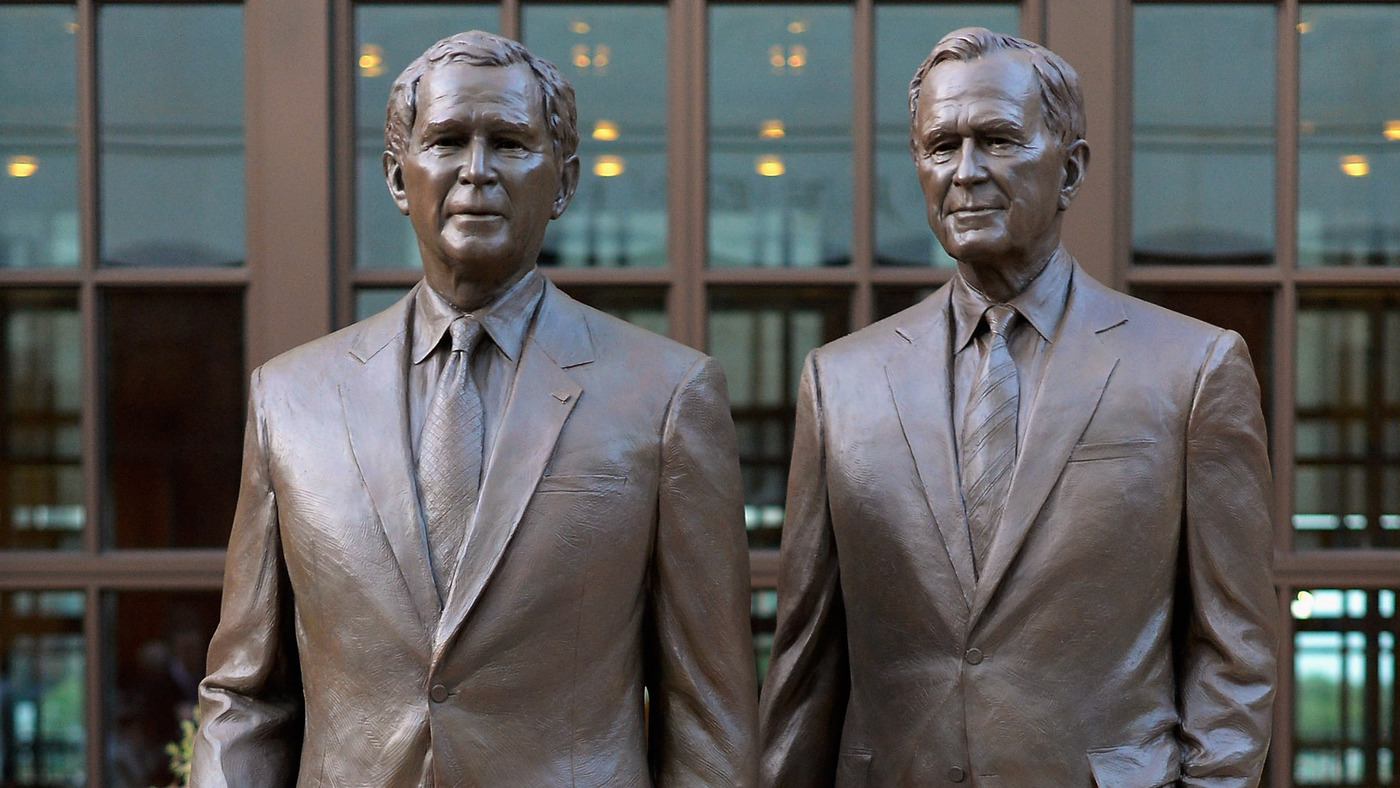 5 Presidents Set To Help Dedicate George W Bush S Library The Two