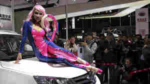 As The Car Market Moves East, An Extravaganza In Shanghai
