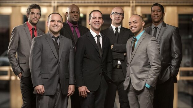 The Miami group Tiempo Libre combines hip-hop, R&B, rock and pan-Latin sounds to create a distinctive version of Cuban party music known as timba.