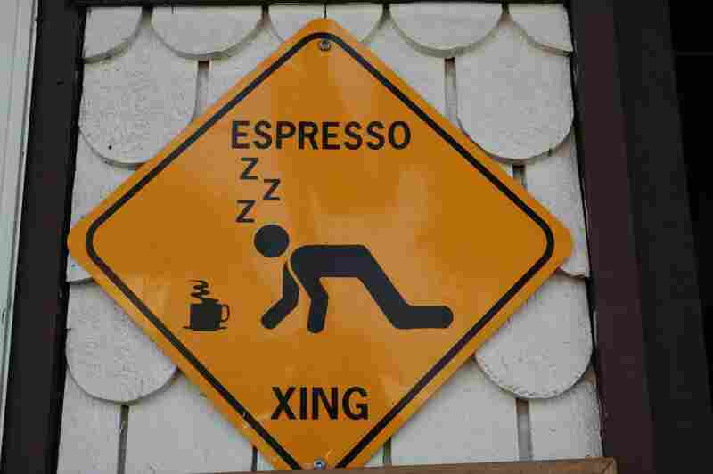 For some, coffee is simply a a caffeine delivery system for a groggy brain.