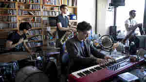 Father Figures: Tiny Desk Concert