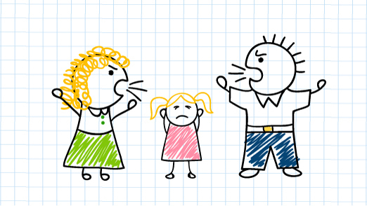 How To Turn Down The Heat On Fiery Family Arguments