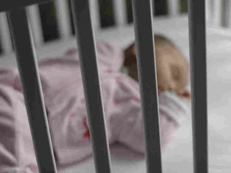 Even during sleep, babies' brains continue to take in and process angry voices.