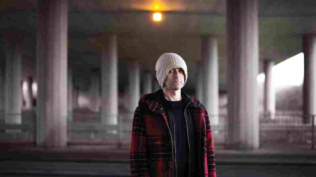Karl Hyde's debut solo album is titled Edgeland.