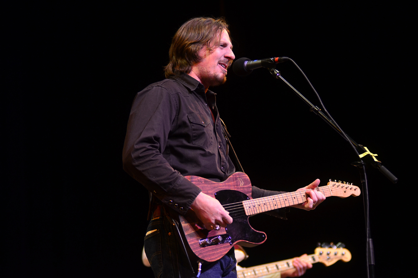 Sturgill Simpson performs live on Mountain Stage.