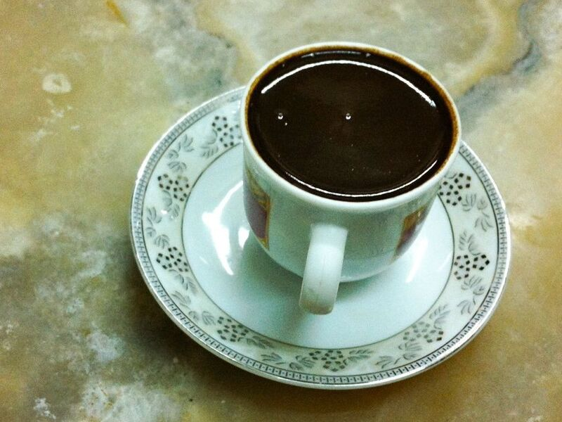Don't Call It 'Turkish' Coffee, Unless, Of Course, It Is