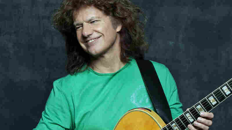 Pat Metheny On Piano Jazz