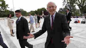 Justice Breyer Fractures Shoulder In (Another) Bike Accident