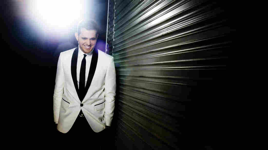 Michael Bublé's latest studio album, his eighth, is called To Be Loved.