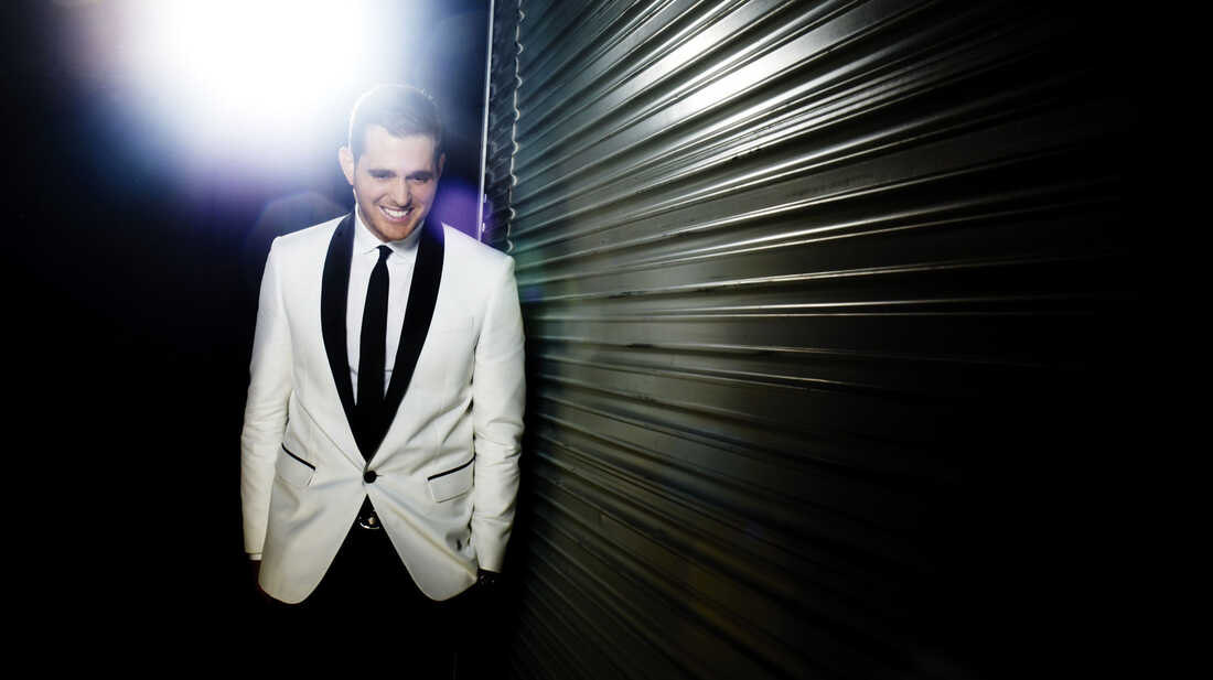 Michael Bublé On Fishing, Sinatra And Auto-Tune