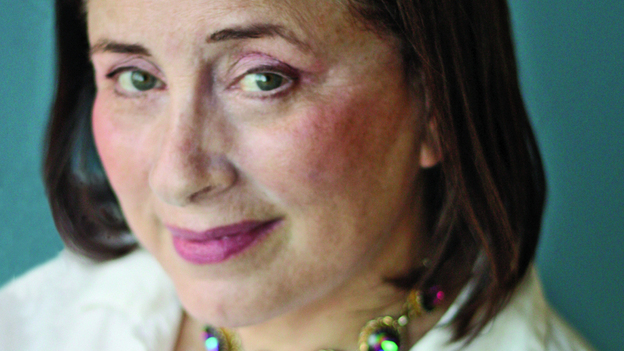 Patricia Volk is an essayist, novelist and memoirist. She recounts her experiences growing up in a restaurant-owning family in New York City, in her memoir Stuffed. (Random House)