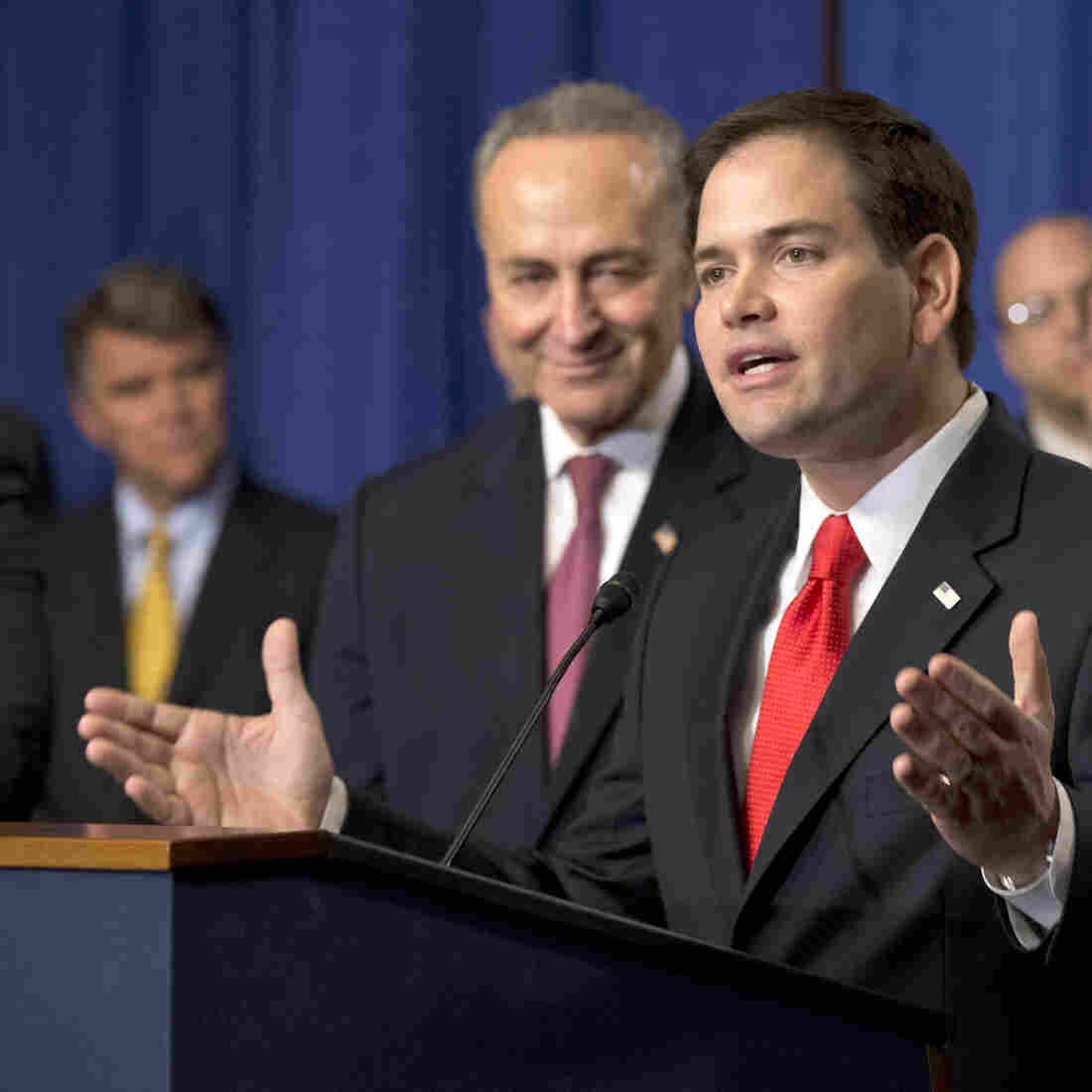Rubio Tries To Convince Conservatives He Hasn't Been Duped