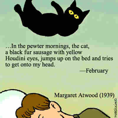 """Margaret Atwood, from """"February"""""""