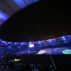 "The renovated Maracana stadium hosts a game by the teams ""Friends of Bebeto"" and ""Friends of Ronaldo"" during the stadium's inauguration in Rio de Janeiro on Saturday."