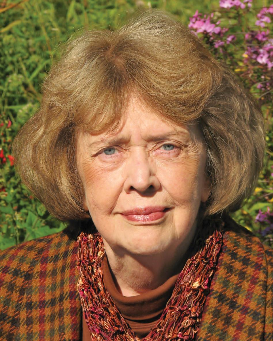 Gail Godwin, whose latest novel is <em>Flora</em>, has been a finalist for the National Book Award and a Guggenheim fellow.