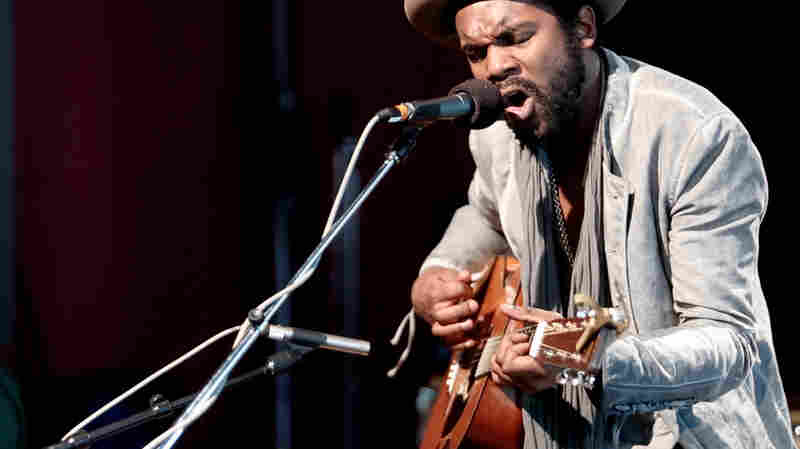 Gary Clark performs live for KUT in Austin.