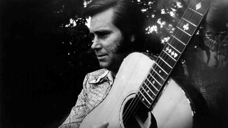 George Jones around 1975.