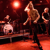 Iggy & The Stooges live from (Le) Poisson Rouge in New York City.