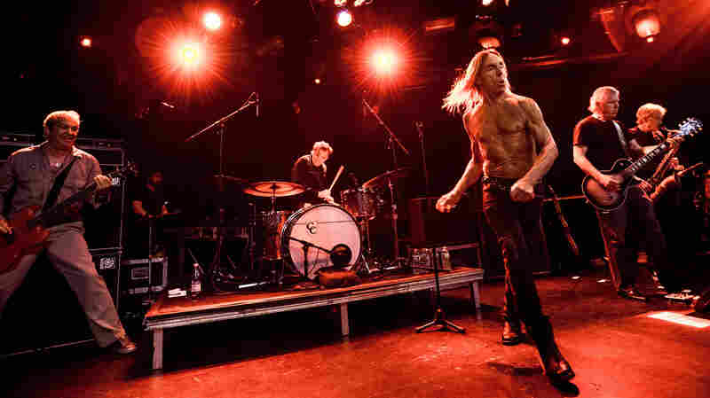 Iggy And The Stooges, Live In Concert