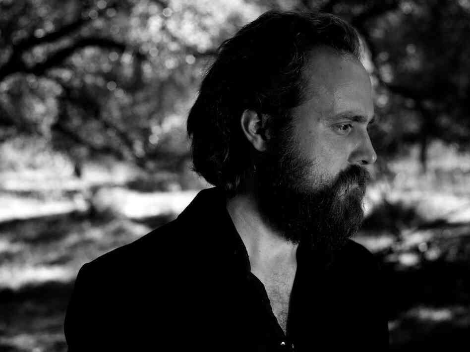 Iron and Wine's new album is titled Ghost on Ghost.