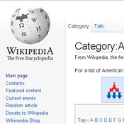 "The ""American novelists"" category on Wikipedia now includes a controversial subcategory: ""American women novelists."""