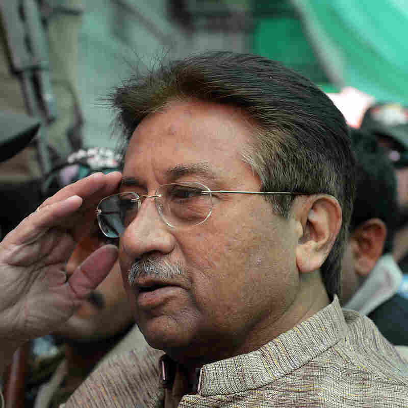 No More Politics For Pakistan's Musharraf, Court Orders