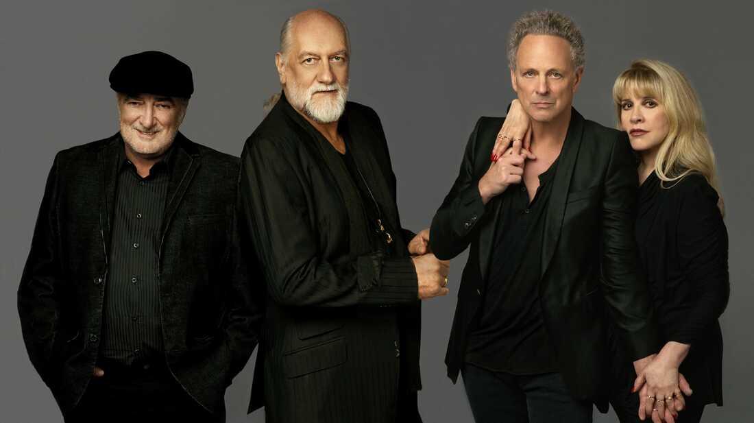 Mick Fleetwood On Fleetwood Mac: 'It Would Make A Great Play'
