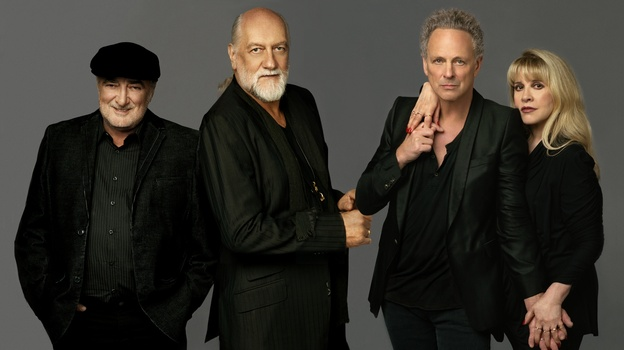John McVie, Mick Fleetwood, Lindsey Buckingham and Stevie Nicks have returned with their first new music as Fleetwood Mac in a decade. (Courtesy of the artist)