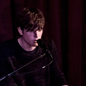 James Blake performed live for KCRW at Apogee's Berkeley Street Studio in Santa Monica.