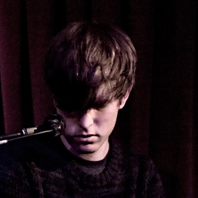 James Blake performed at Apogee's Berkeley Street Studio in Santa Monica for KCRW.