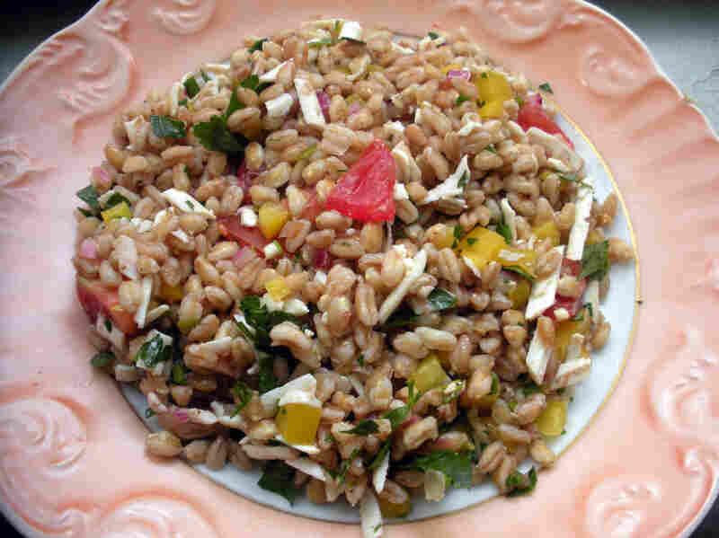 Insalata Di Farro (Cold Farro Salad)