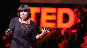 Alison Gopnik, child development psychologist, speaks during Session 10: Feeling, on July 14, during TEDGlobal 2011, July 11-15, 2011, in Edinburgh, Scotland. Photo: