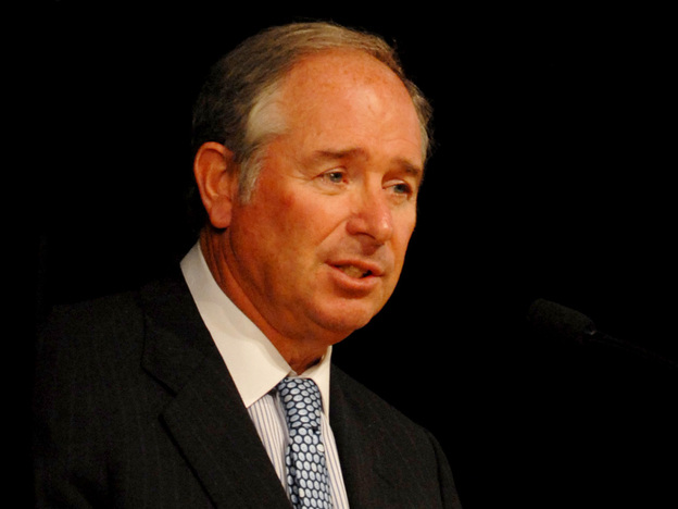 Stephen Schwarzman, CEO of Blackstone Group, says he hopes the new scholarship program helps ease Western fears of China.