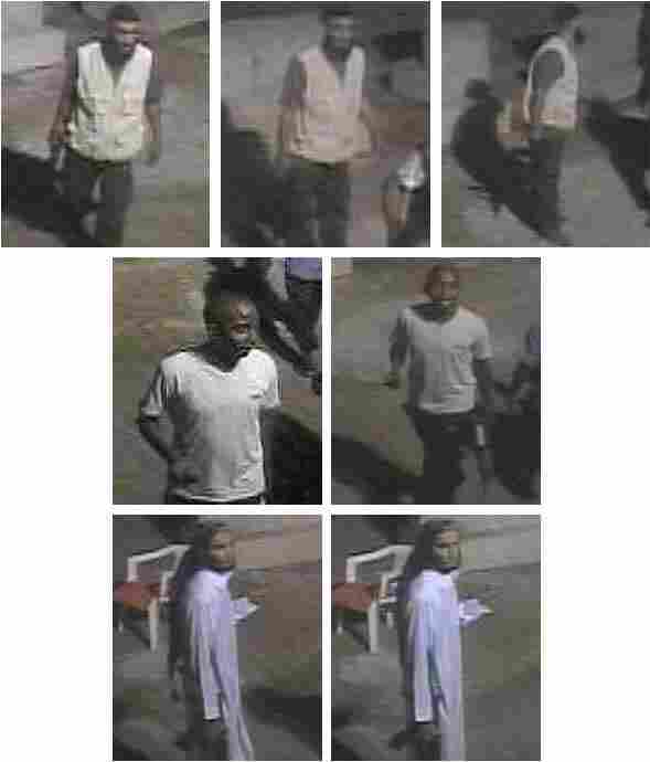 The FBI is seeking information about these individuals.