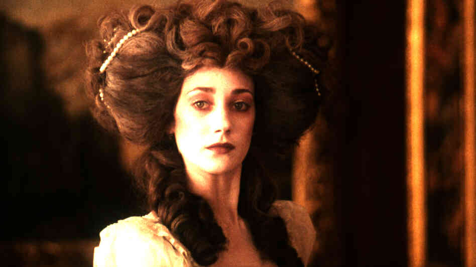 Barry Lyndon — Stanley Kubrick's 1975 costume epic, with Marisa Berenson as a noblewoman targeted for seduction and marriage by the titular antihero — is among the films that made the cut when NPR asked Sopranos creator David Chase to pick a few must-watch movies for the Morning Edition audience.