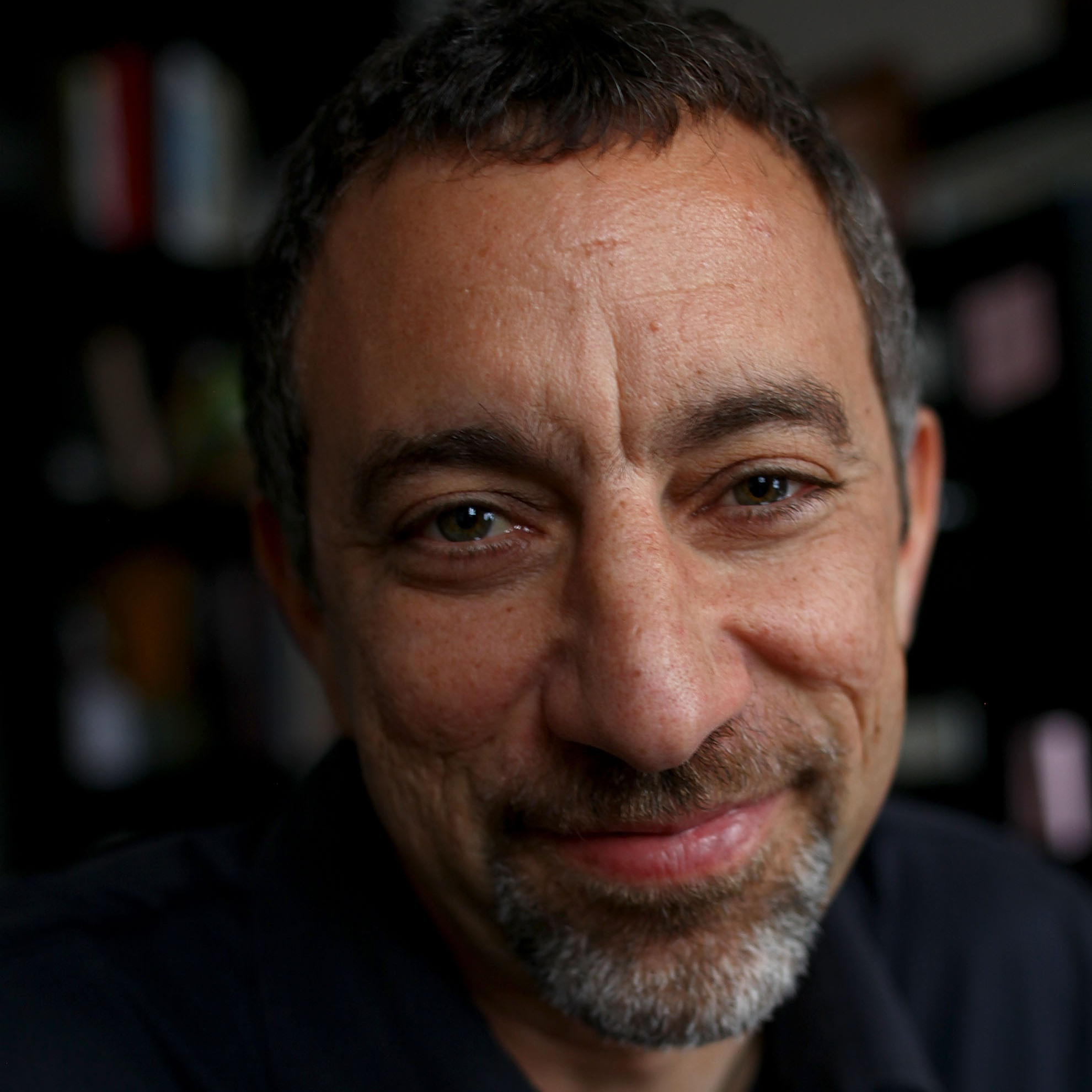 Joe Richman, founder and executive director of Radio Diaries.