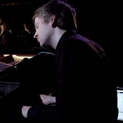 Ólafur Arnalds performs live at (Le) Poisson Rouge in New York City.