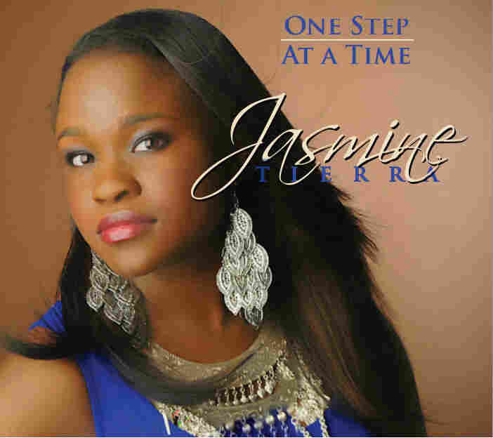 The cover of Jasmine Tierra's debut album.