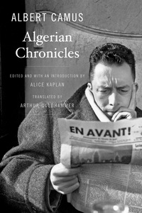 Cover of Algerian Chronicles
