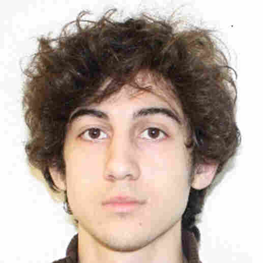 Dzhokhar Tsarnaev, in an undated photo released by the FBI.