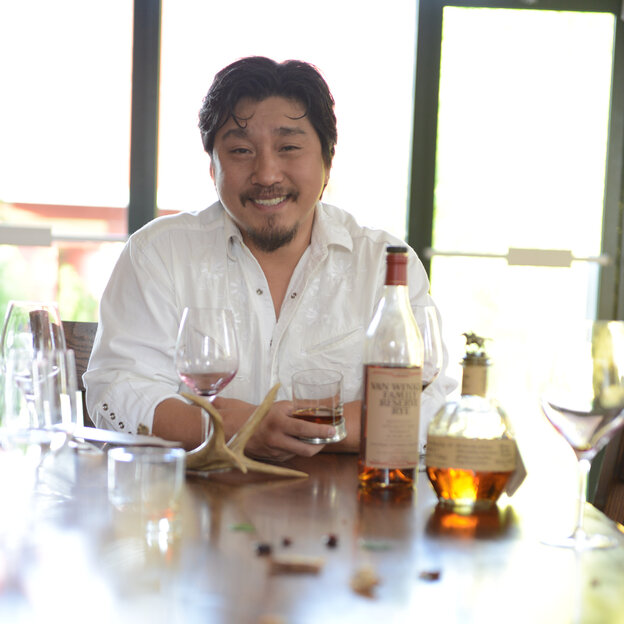 Chef Edward Lee moved to Louisvil