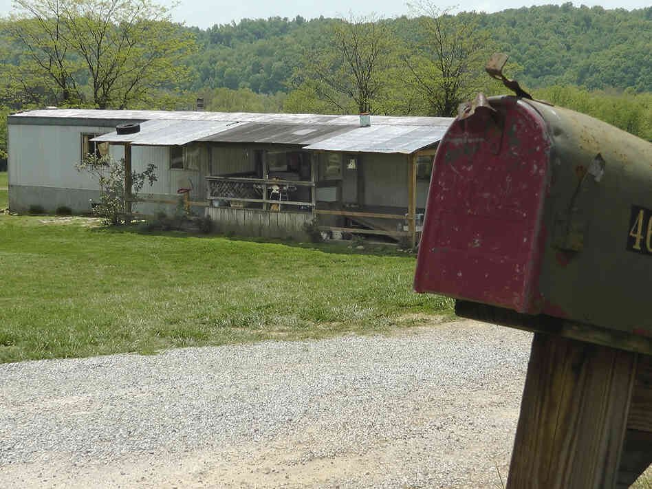 The home in Kentucky's Cumberland County where a 2-year-old girl was shot by her 5-year-old brother with a gun he'd been given as a gift. Investigators say the shooting Tuesday was accidental, but there is a chance some charges might be filed.