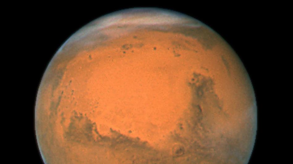 Send Your Haiku To Mars! NASA Seeks Poets | WBUR News