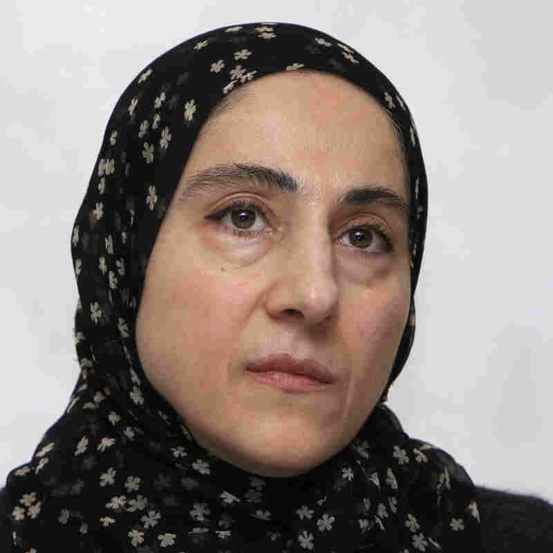 Zubeidat Tsarnaev, the suspects' mother.