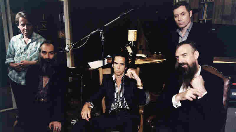 Best Sessions Of 2013: Nick Cave & The Bad Seeds