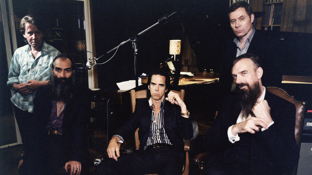 Nick Cave & The Bad Seeds. (Courtesy of the artist)