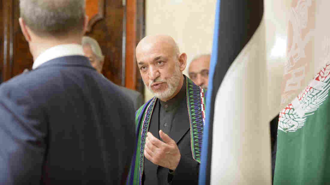 Afghan President Hamid Karzai is a Pashtun. That ethnic group accounts for between 40 percent and 50 percent of Afghanistan's population. The Taliban and many top officials are also Pashtun.