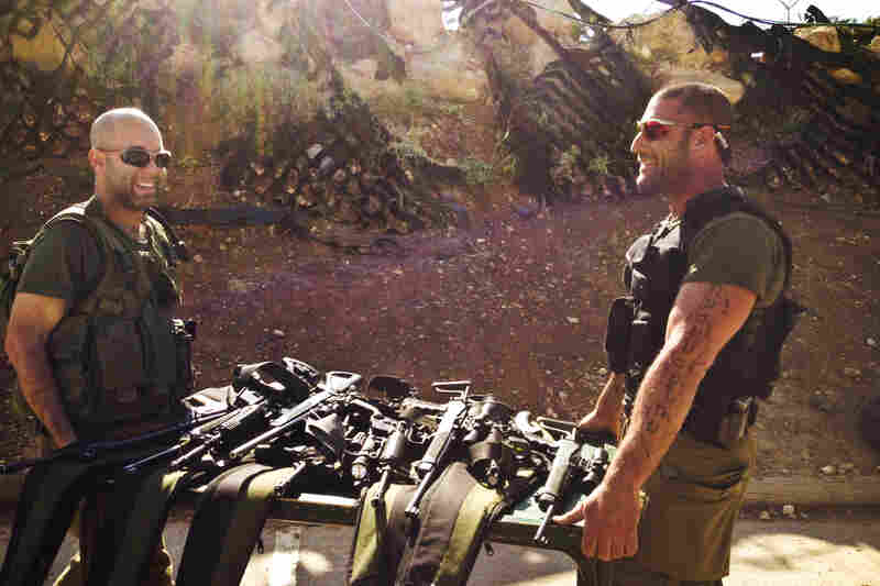 Instructors at Caliber 3 have served on a variety of special forces units in the Israeli military.