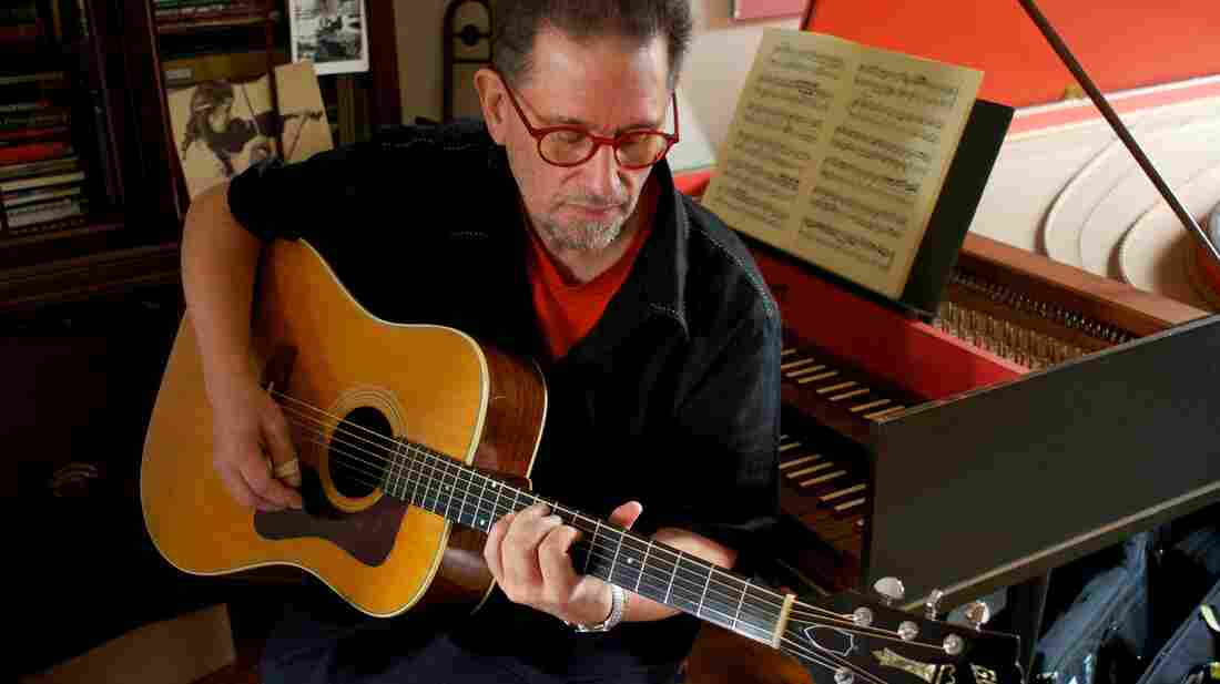 Glenn Jones' new album, My Garden State, comes out May 14.