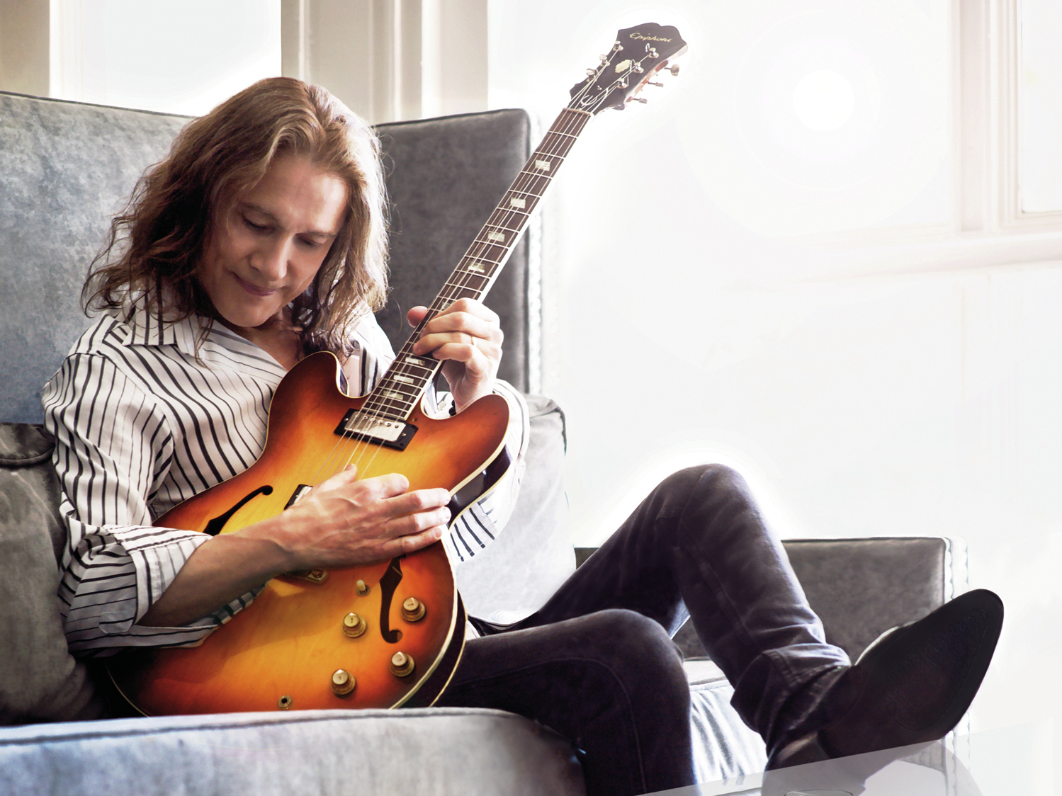 Robben Ford On Piano Jazz : NPR